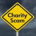 Scam – Charities Raising Money