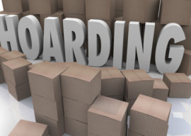 Clients Who Hoard: Is Relocation a Viable Solution?