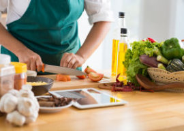 Making Cooking Safe and Enjoyable for Someone with Alzheimer's Disease